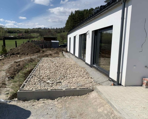 Rekonštrukcie domov Žilina